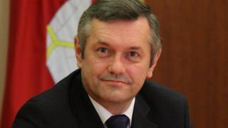 Education Minister Graham Cregeen MHK