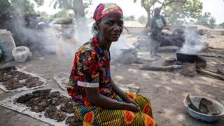 Umugore w'umukene muri Nigeria