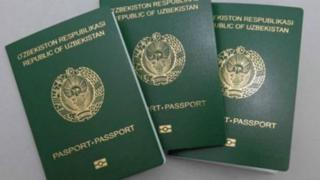 Ўзбекистон фуқароси паспорти