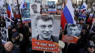 Boris Nemtsov alikuwa mkosoaji mkubwa wa Rais Vladimir Putin