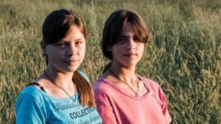 Ирина и Алена Коваленко