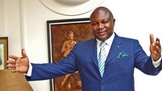 Gabon : Maganga Moussavou nommé Vice-président