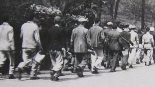Wartime prisoners in Alderney