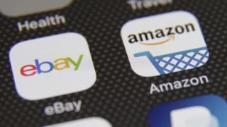 eBay y Amazon