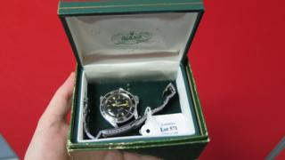 Oyster Perpetual Submariner Wristwatch