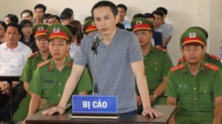 Ông Nguyễn Chí Vững bị TAND tỉnh Bạc Liêu hôm 26/11 kết án 6 năm tù giam