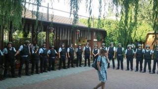 Ростовская полиция