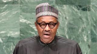 Muhammadu Buhari a été élu en 2015 sur la promesse d'éliminer Boko Haram.