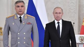 Матовников и Путин