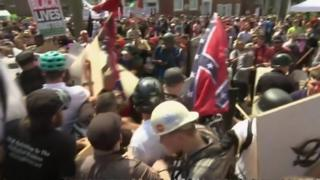 Confronto em Charlottesville