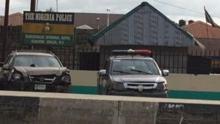 Police station for Port Harcourt, Rivers state