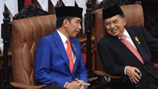 Jokowi Jusuf Kalla