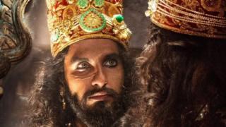 பத்மாவத் திரைப்படத்தில் ரன்வீர் சிங்