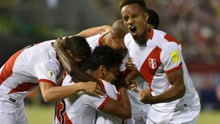 Jugadores peruanos