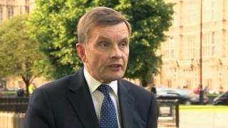 David Jones, former Brexit minister