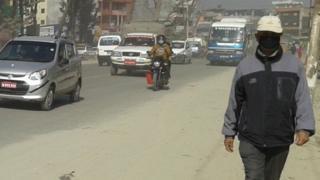 काठमाण्डौंको सडक