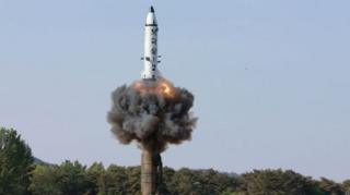 เกาหลีเหนือ ได้ทดสอบขีปนาวุธหลายครั้งในช่วงไม่กี่สัปดาห์ที่ผ่านมา