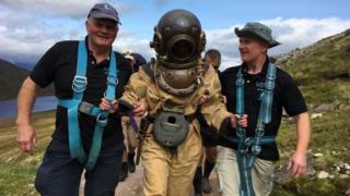 Sub Sea to Summit team
