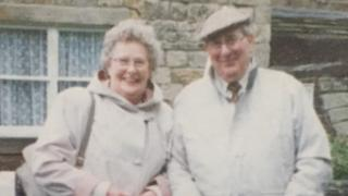 Eric and Marion Walsh