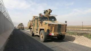 نبرد در تل ابیض، تظاهرات در کردستان ایران