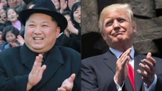 Korea Utara, Amerika Serikat, Kim Jong-un, Donald Trump