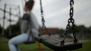 Image illustrating child abuse