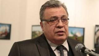 Jakadan Rasha a Turkiyya Andrei Karlov