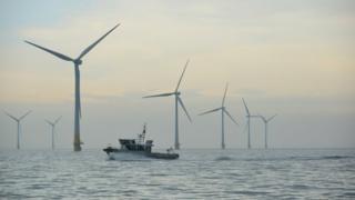 Kentish Flats windfarm