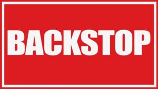 'Backstop' biasanya digunakan dalam dunia olahraga atau keuangan, namun kini memiliki arti tersendiri sejak referendum tahun 2016 lalu