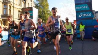Oxford Half Marathon 2017