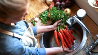 Морква, нітрати