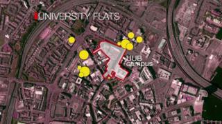 UUB campus