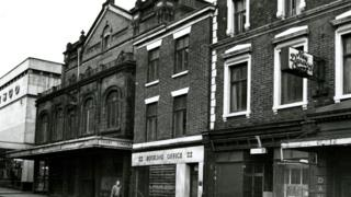 The Royal Court Theatre, Wigan