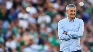 المدرب الجديد لبرشلونة كيكي سيتين