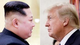 Trump ve Kim