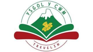 Logo Ysgol Trefelin