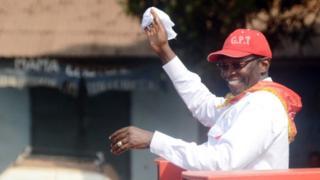 Ibrahima Kassory Fofana, nouveau PM en Guinée