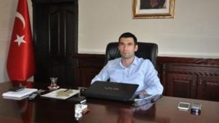 Derik Kaymakamı Muhammed Fatih Safitürk