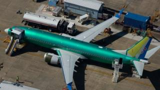 Boeing 737 Max Planes Sit Idle As Company Continues To Work On Software Glitch That Contributed To Two Fatal Jetliner Crashes.