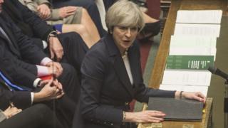 Inggris, Theresa May