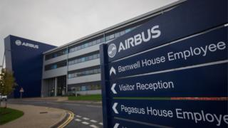 Airbus in Filton