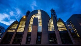 Une mosquée turque à Cologne (illustration).