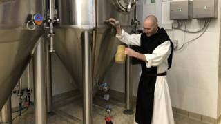 Leicestershire Trappist brewery