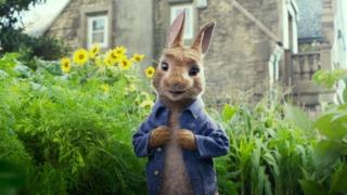 El conejo Peter Rabbit (Foto: Sony Pictures Entertainment)