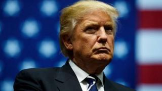Donald Trump, presidente electo de EE.UU.
