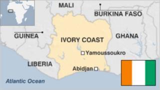 Qariidadda dalka Ivory Coast