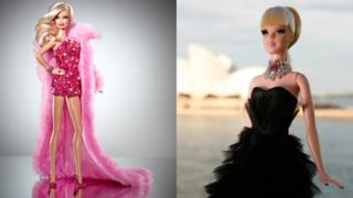 Most expensive Barbie's ever.