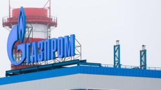 Газпром в Грозном