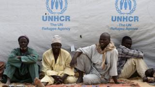 'Yan gudun hijirar rikicin Boko Haram