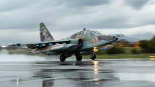 Винищувач Су-25